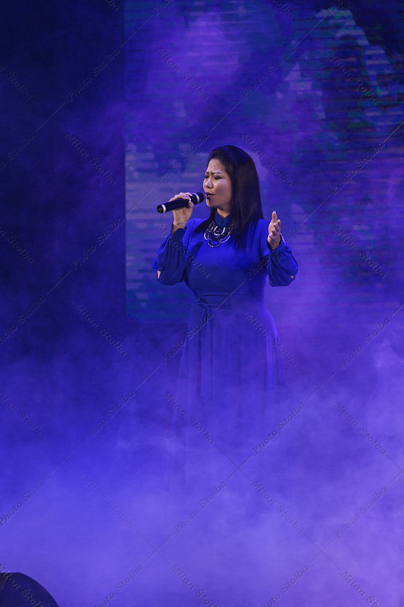 Mongolsko - zpěváci