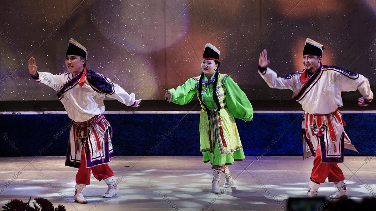 Mongolsko - tance
